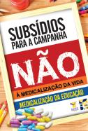 capa caderno medicalização