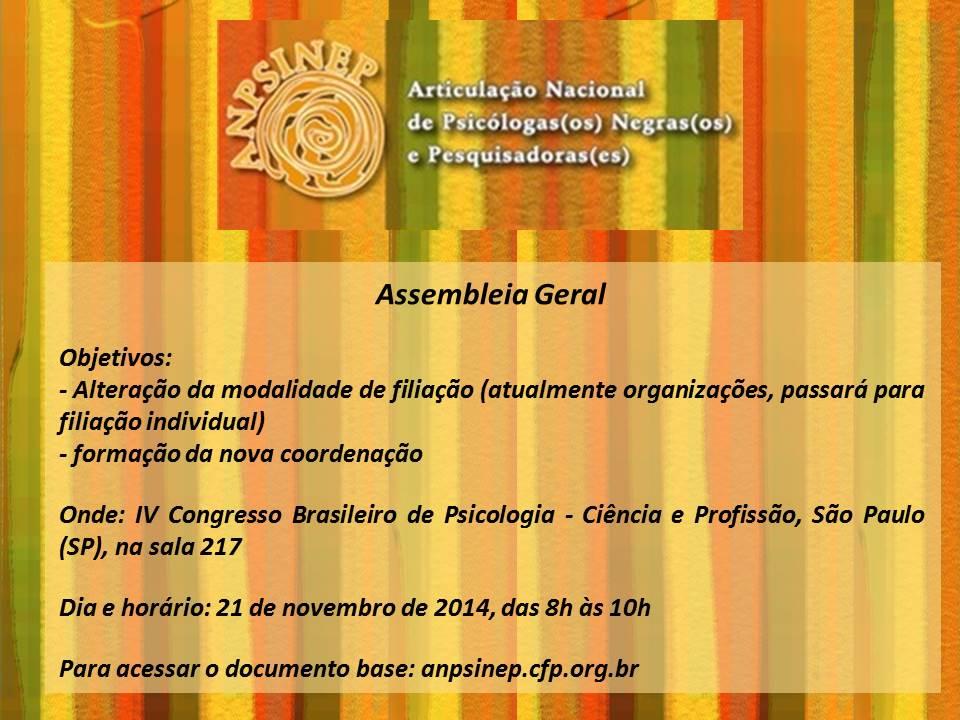 ANPSINEP - Assembleia 2014 (3)