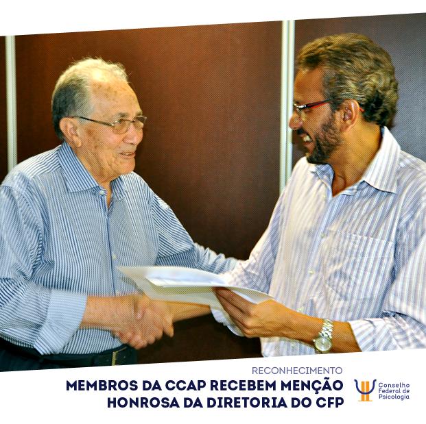 20161125-Membros-da-CCAP-recebem-menção-honrosa-da-diretoria-do-CFP