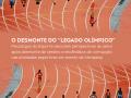 """O desmonte do """"legado olímpico"""""""
