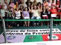 Integrantes do MPA fazem greve de fome contra a Reforma da Previdência