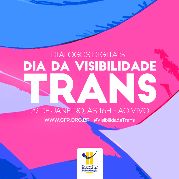CFP promove debate sobre visibilidade trans