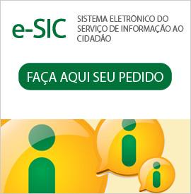 e-SIC: Faça seu pedido de acesso à informação