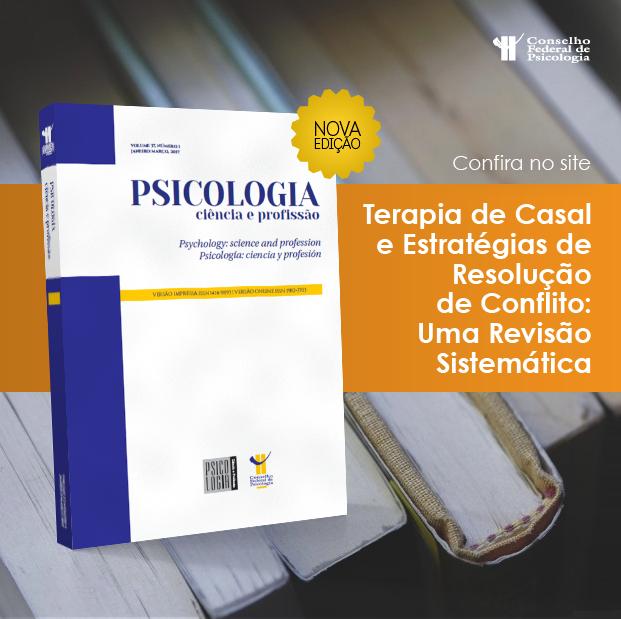 Artigos de revisao psicologia