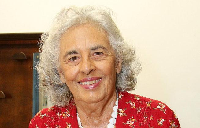 Professora Ecléa Bosi – Foto: Marcos Santos/USP Imagens