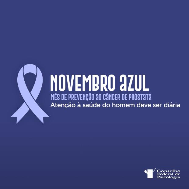 Novembro Azul, atenção à saúde do homem deve ser diária