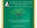 VII Encontro Paranaense de Psicologia Escolar e Educacional terá a participação da conselheira do CFP Norma Cosmo