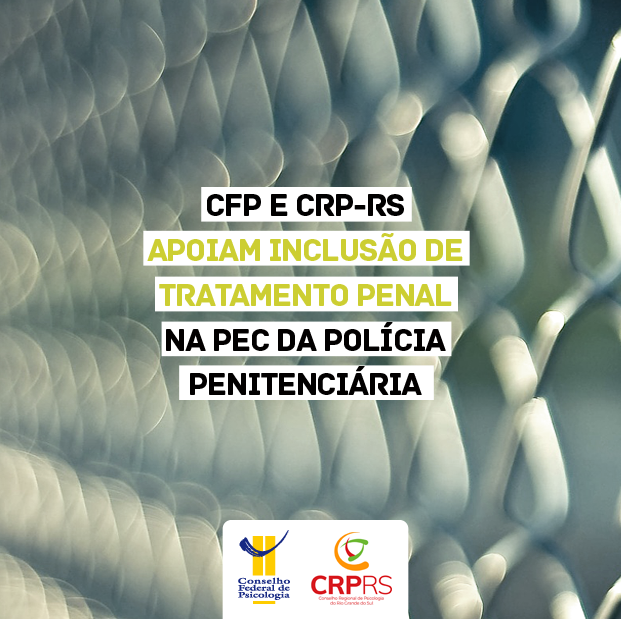 Leia a nota de apoio do CFP e CRP-07 à APROPENS/RS