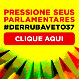 PRESSIONE SEUS PARLAMENTARES #DERRUBAVETO37