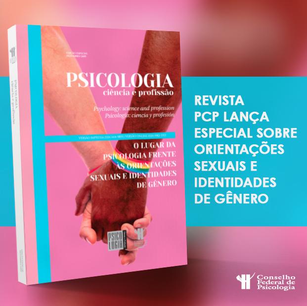 Revista PCP lança edição especial sobre orientações sexuais e identidades de gênero