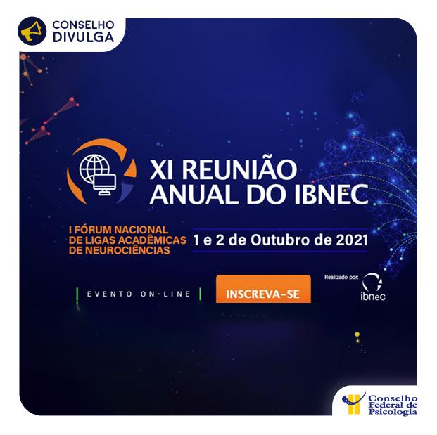 IBNeC abre inscrições para XI Reunião Anual